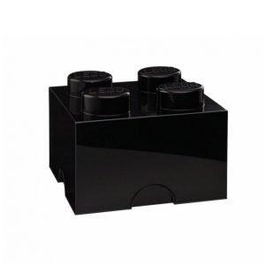 Lego Säilytyslaatikko Musta