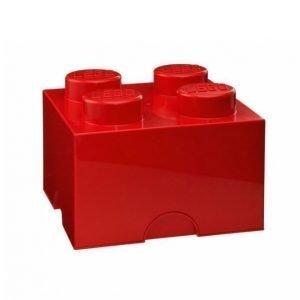 Lego Säilytyslaatikko Punainen