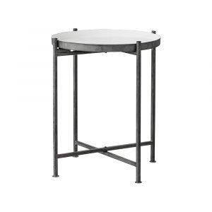 Lene Bjerre Zina Pöytä Sinkki 38 Cm