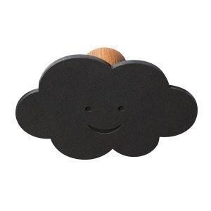 Lind Dna Cloud Ripustin Nupo Black / Steel Anthracite
