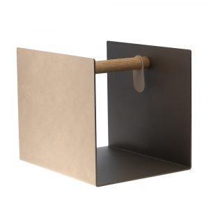 Lind Dna Container Säilytyskori Bronze / Sand