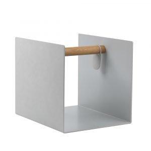 Lind Dna Container Säilytyskori Metallic / Metallic