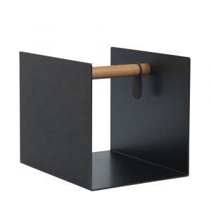 Lind Dna Container Säilytyskori Musta / Musta