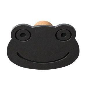 Lind Dna Frog Ripustin Nupo Black / Steel Anthracite