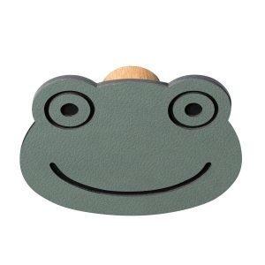 Lind Dna Frog Ripustin Nupo Pastel Green / Steel Anthracite