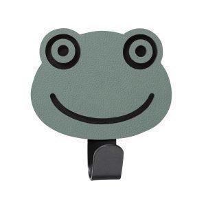 Lind Dna Frog Ripustin Nupo Pastel Green / Steel Black