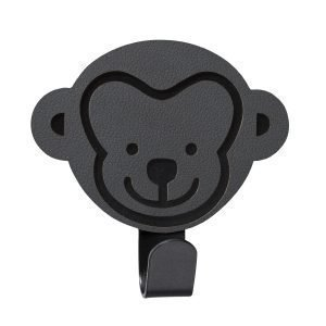 Lind Dna Monkey Ripustin Nupo Anthracite / Steel Black