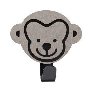 Lind Dna Monkey Ripustin Nupo Light Grey / Steel Black