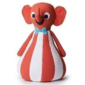 Littlephant Crochet Säkkituoli Punainen