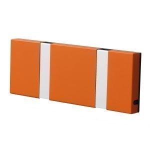Loca Knax 2 Vaatekoukut Oranssi