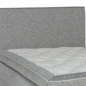 Lux Sängynpääty 120 Vaaleanharmaa