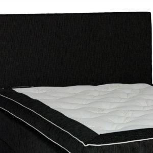 Lux Sängynpääty 140 Musta