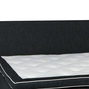 Lux Sängynpääty 180 Musta