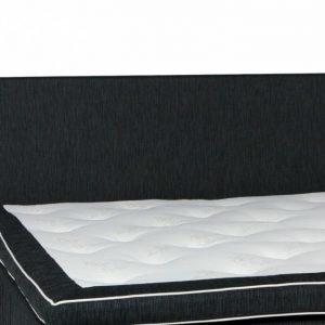 Lux Sängynpääty 210 Musta