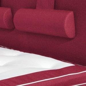 Lux Suuri Niskatyyny Vaaleanpunainen
