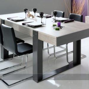 Ma Ruokapöytä Travis 90x224 Cm