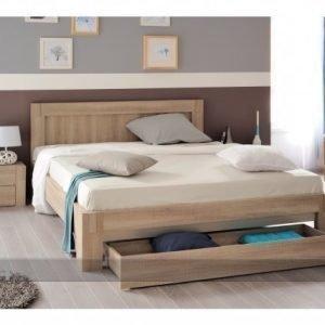 Ma Sänky Douglas 160x200 Cm+2 Yöpöytää