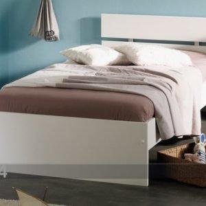 Ma Sänky Infinity 90x200 Cm Valkoinen