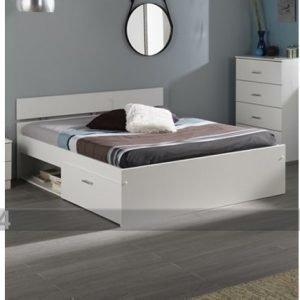 Ma Sänkysarja Infinity 140x200 Cm Valkoinen