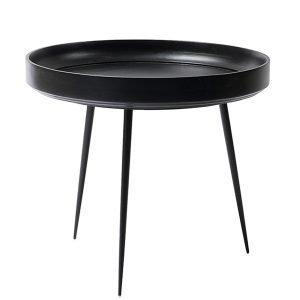 Mater Bowl Pöytä Iso Musta