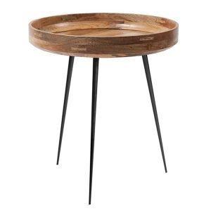 Mater Bowl Pöytä Keskikokoinen Natural