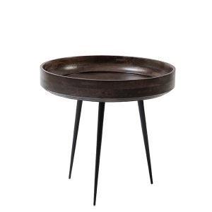 Mater Bowl Pöytä Pieni Sirka Grey