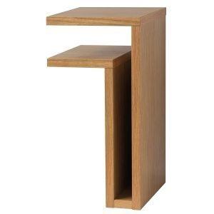 Maze F Shelf Hylly Vasemmanpuoleinen Tammi