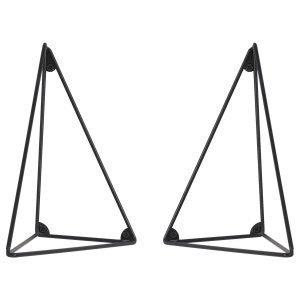 Maze Pythagoras Hyllykonsoli Musta