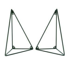 Maze Pythagoras Kannatin Racing Green 2-Pakkaus