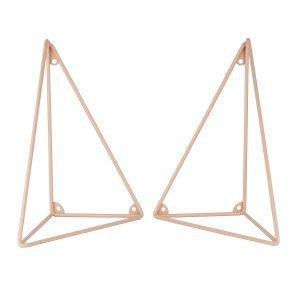Maze Pythagoras Kannatin Vaaleanpunainen 2-Pakkaus