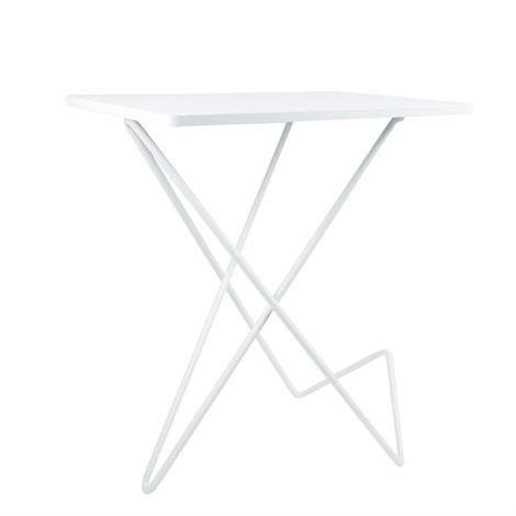 Maze Tiny Pöytä Valkoinen