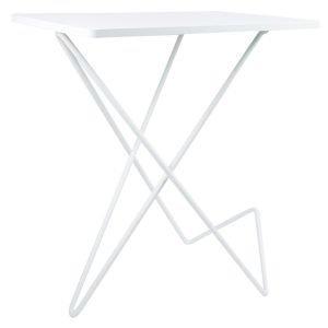 Maze Tiny Sivupöytä Valkoinen
