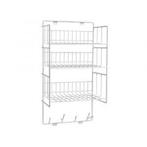 Maze Triple Shelf Hylly Valkoinen