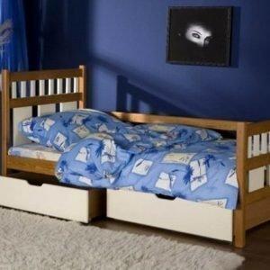 Meblobed Lasten Sänkysarja Luisa Mänty 80x180 Cm