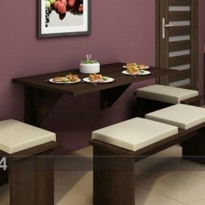 Meblocross Klaffipöytä 70x130 Cm