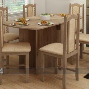 Meblocross Klaffipöytä 80x86-150 Cm