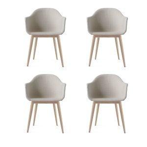 Menu Harbour Chair Tuoli Remix 233 / Tammi 4 Kpl