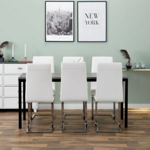 Mita Pöytä 160 Betoni/Musta