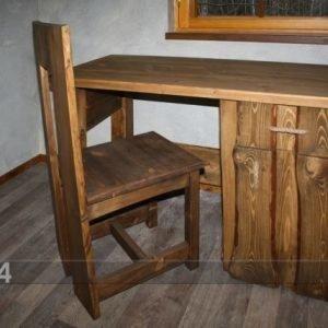 Msl Kirjoituspöytä Mänty