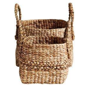 Muubs Basket Kori Nature 2-Pakkaus