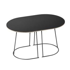 Muuto Airy Sohvapöytä Pieni Musta