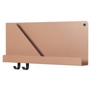 Muuto Folded Hylly S Terracotta