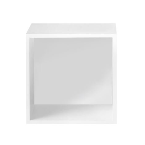 Muuto Mini Stacked Hylly Valkoinen Medium