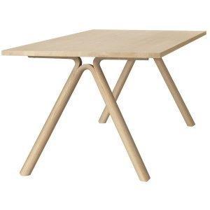 Muuto Split Pöytä Tammi 220x90 Cm