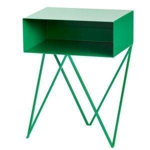 &New Robot Sivupöytä Vihreä