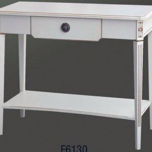 Nizza 30 Sivupöytä Antiikivalkoinen