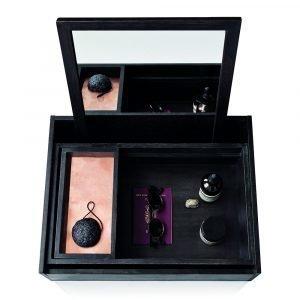Nomess Copenhagen Balsabox Personal Säilytyslaatikko Musta