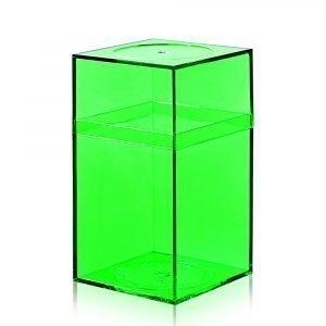 Nomess Copenhagen Momabox 12 Säilytyslaatikko Grass Green
