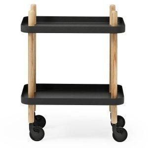 Normann Copenhagen Block Pöytä Musta
