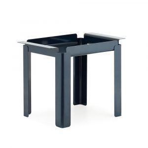 Normann Copenhagen Box Pöytä Midnight Blue 33x48 Cm